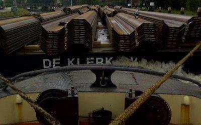 Damwand transport