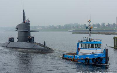 "Transport Submarine ""De Walrus"""