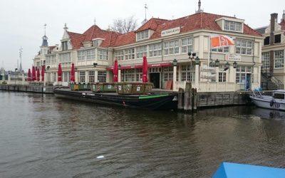 Verbouwing Amsterdams koffie huis Loetje