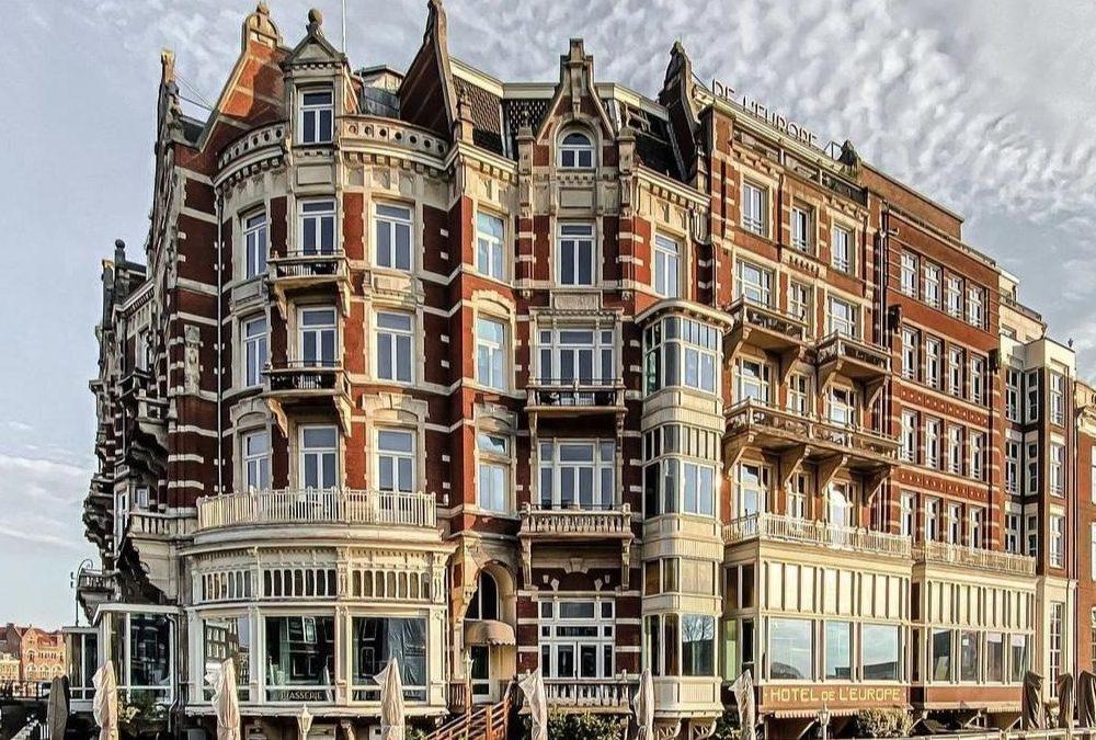 Renovatie hotel De L'Europe