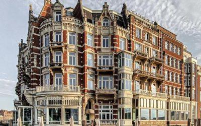 Renovation hotel De L'Europe